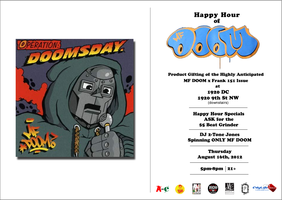 Happy Hour of DOOM