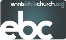 Ennis Bible Church logo