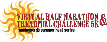 Virtual Half Marathon & Treadmill Challenge 5K -...
