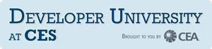 Developer University Sponsor @ 2013 CES