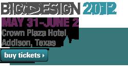 Big Design Conference 2012 Volunteer Walkthrough