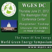 The World GREEN ENERGY Symposium