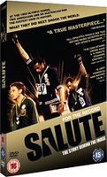 Q&A with Dr Tommie Smith and screening of Salute the...