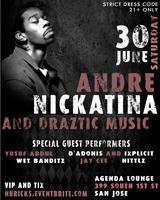 Andre Nickatina Live