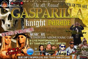 Gasparilla Night Parade & After Party (Ybor City)