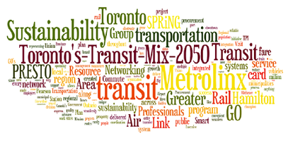 "Toronto's Transit Future:   Mobility Hubs & ""The Big..."