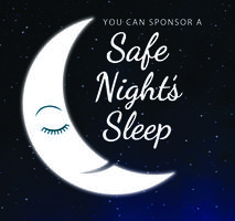 Sponsor a Safe Night's Sleep
