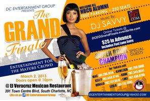 DC ENTERTAINMENT GROUP presents the GRAND FINALE in Cha...