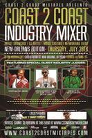 Coast 2 Coast Music Industry Mixer   New Orleans...