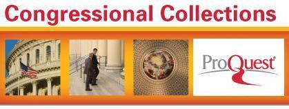 ProQuest Congressional Migration Session 1