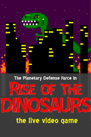 The Planetary Defense Force in: Rise of the Dinosaurs