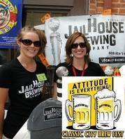 VOLUNTEER for Classic City Brew Fest - 4/7/13