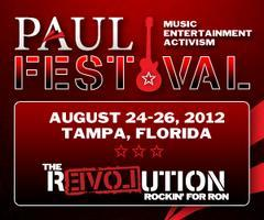 Hotel Lodging in the Tampa Area for Paul Festival 2012