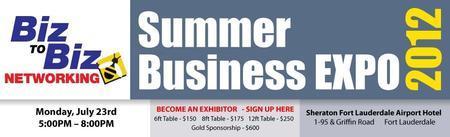 Biz Summer Business Expo - July 23rd