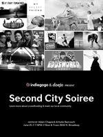 Indiegogo presents Second City Soiree!