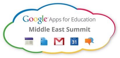 Google Apps for Education Middle East Summit