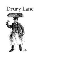 Drury Lane Pastry Pop UP at The London Candy Co
