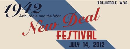New Deal Festival 2012