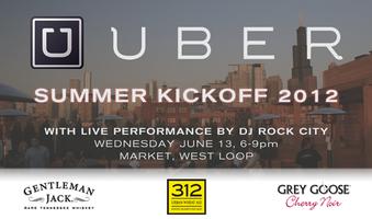 Uber Summer Kickoff Event!