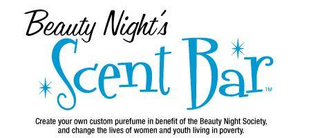 Beauty Night's Scent Bar Party