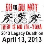 Legacy Duathlon 2013 - Registration is still open at...