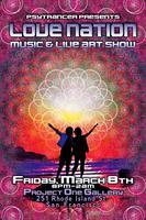 Love Nation: Break The Silence Music & Live Art Show