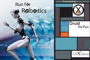 Run for Robotics - Robots for Community Service