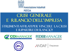 Half Day Intensive Workshop: Crisi Generale e Rilancio...