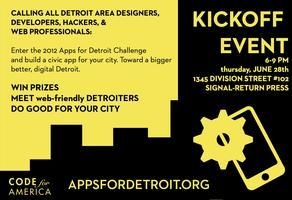 APPS FOR DETROIT