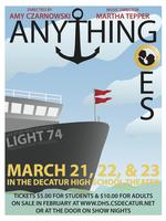 "Decatur High School Spring Musical ""Anything Goes"""