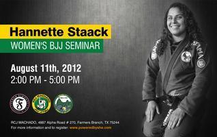 Hannette Staack Seminar