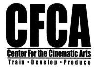 Center for the Cinematic Arts present ACTOR'S GYM - (ON...