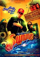 Summer Cool Down 2012 - Cory Gunz & S. Rock LIVE