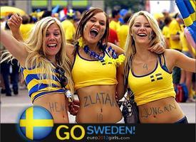 Ukraine vs. Sweden UEFA EURO 2012 Madness at Jake's...