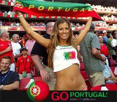 Portugal vs. Netherlands UEFA EURO 2012 Madness at...