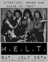 M.E.L.T. Rocks North Beach