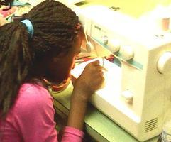 Class: Ready, Set, Sew for Kids!