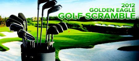 Golden Eagle Golf Scramble