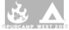 PubCamp West 2012