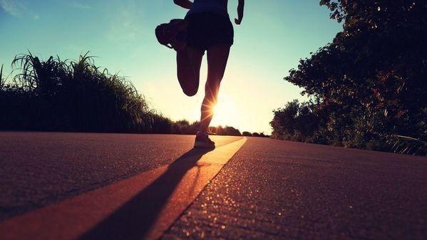 The Daily Neighbourhood Walk/Run - Eglinton/Oriole Park (Route B)