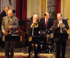 JaZZ in the Gallery - Marty Eigen's Beacon Hill Jazz Band –...
