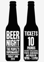 TPS Beer Night June