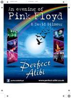 Perfect Alibi - Pink Floyd Tribute Show
