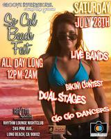 SUMMER BEACH BLOWOUT @ RHYTHM LOUNGE NIGHT CLUB [ALL DAY...