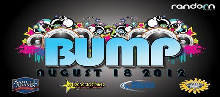 BUMP VI @ LAKE TULLOCH, SATURDAY August 18, 2012