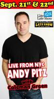 Live from New York - Andy Pitz!
