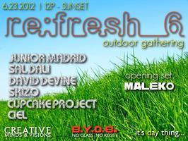 Re:Fresh Beach Party 06.23.12 / San Diego Ca.