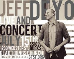 Jeff Deyo Concert