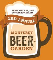 3rd Annual Monterey Beer Garden