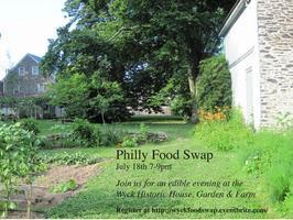 Wyck Philly Food Swap